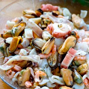 Paella Mix €10 per 1kg Bag